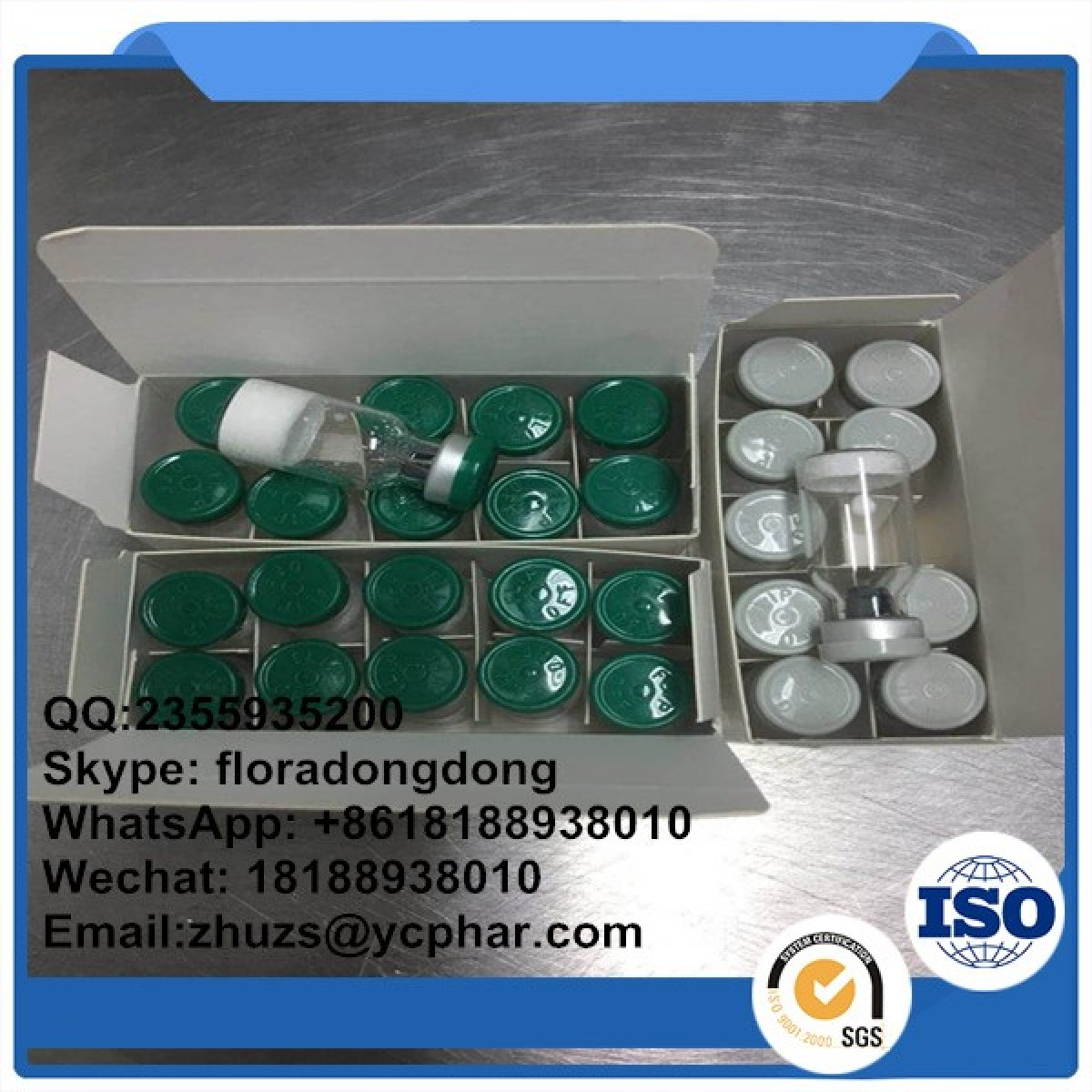 Top Quality Pentadecapeptide Bpc 157